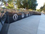 Veterans Memorial Wall will be getting a flagpole in the very near future