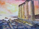 Temple of Posidon