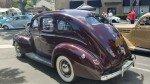 1940 Ford Delux 4 Dr Sedan