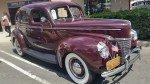 1940 Ford Delux 4 Dr Sedan  - Don Wolfe