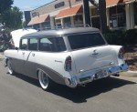 1956 Chevy SS 210 Wagon - Mike Kidd