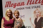 Megan Hilty with Carolyn Chiriboga