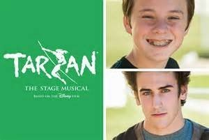 """Disney's Tarzan the Stage Musical"" at the Moonlight @ Moonlight Amphitheatre | Vista | California | United States"