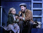 Juliet Garbacz as Little Girl and Louis Pardo as Tateh