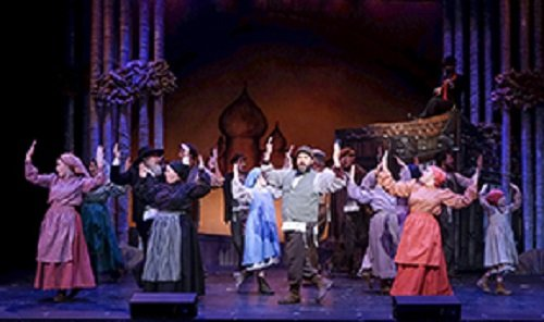 Tradition Of Fiddler On The Roof Begins At San Diego
