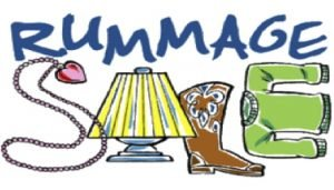 Annual Rummage Sale Sponsored by Women of Unity @ Unity Way Church | Vista | California | United States