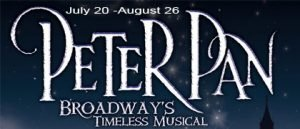 Peter Pan -Broadway's Timeless Musical at The Moonlight @ Moonlight Amphitheatre | Vista | California | United States
