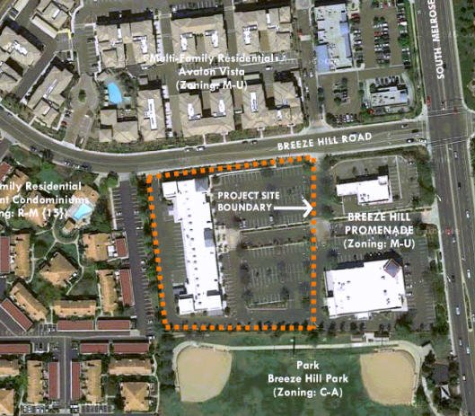 Breeze Hill Apartments On Planning Commission Agenda