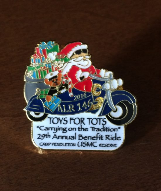 American Legion 2017 Toys For Tots : American legion riders support toys for tots the vista
