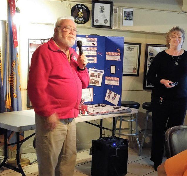President S Awards At The Al Vfw Post The Vista Press