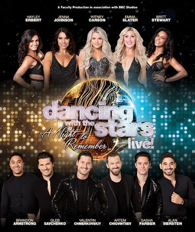 """Dancing With The Stars Live Is Going To """"Waltz"""" & """"Salsa"""